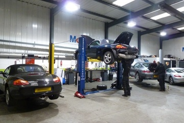 Why having your Porsche serviced regularly pays for itself