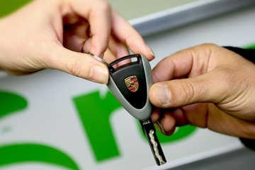 Key Coding Available by Revolution Porsche