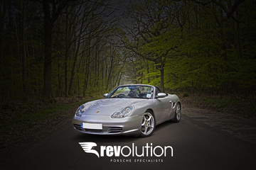 Revolution Porsche Car of the Month: 2004 550 Spyder 50th Anniversary Edition