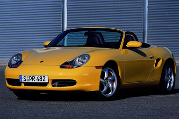 Buying a Porsche Boxster 986? Here's what you need to know.