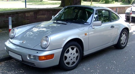 Don't worry too much about high-mileage Porsche 964s