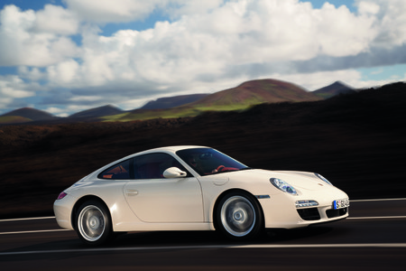 Checking the Rev Ranges is essential before buying a Porsche 997.