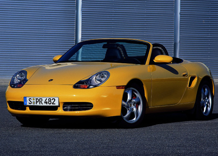 Some Boxster 986s are available for less than £5,000.