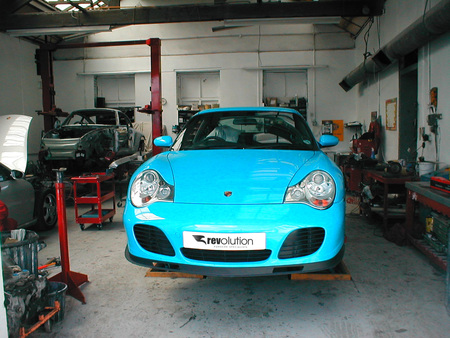 Revolution Porsche will offer a full range of services at the Carlton Porsche workshop.