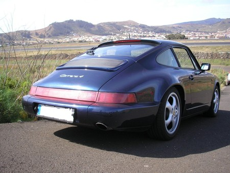 The Porsche 964 Carrera 4's all-wheel drive system isn't to everyone's taste.
