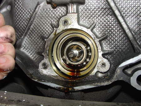 A failed IMS bearing can cause expensive problems for Porsche owners.